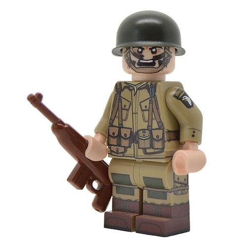 WW2 U.S. Paratrooper 101st Airborne Division
