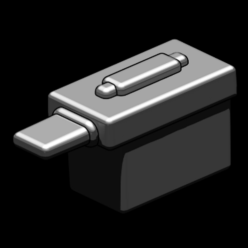 BrickArms Ammo Box Light