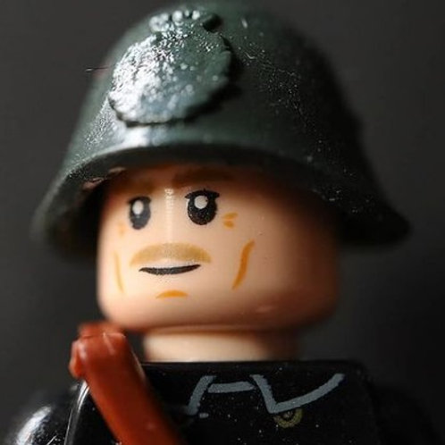 Danish M1923 Helmet