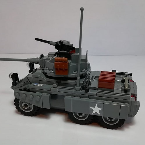M8 Light Armored Car 'Greyhound'