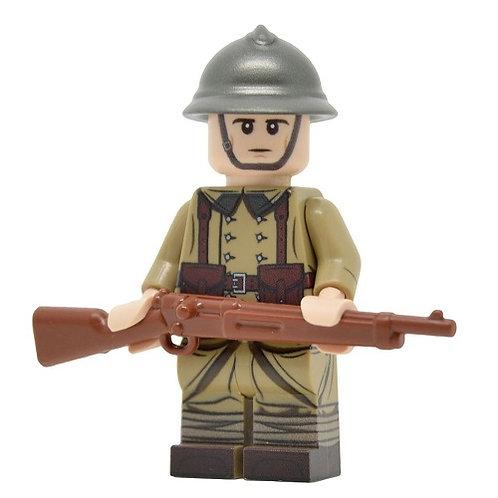 WW2 French Infantry (Lebel)