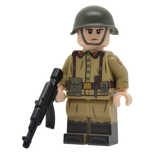 Cold War Soviet Soldier