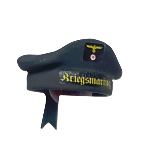 WW2 German Kriegsmarine Cap (Tellermütze)