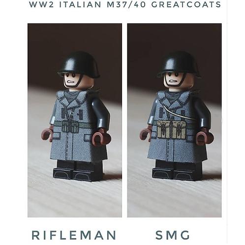 WW2 Italian M37/40 Greatcoat