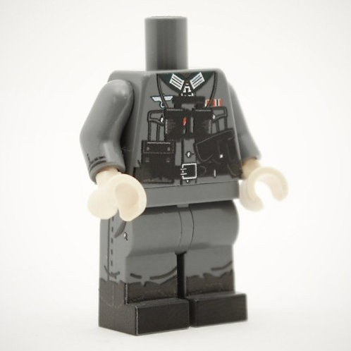 WWII German Officer I Body by BrickfactoryBerlin