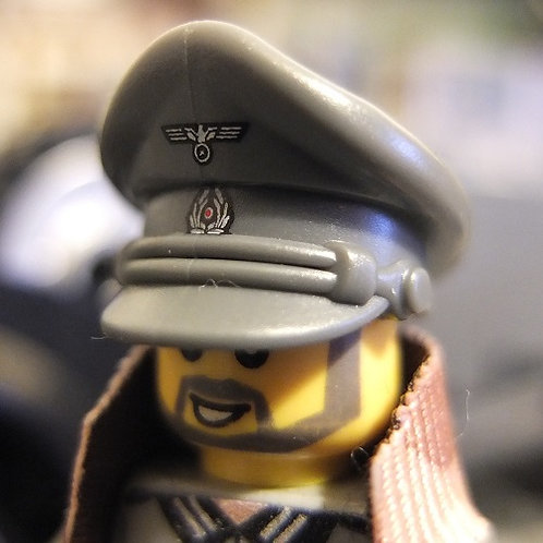 WW2 German Heer Visor Cap (Heer Schirmmütze)