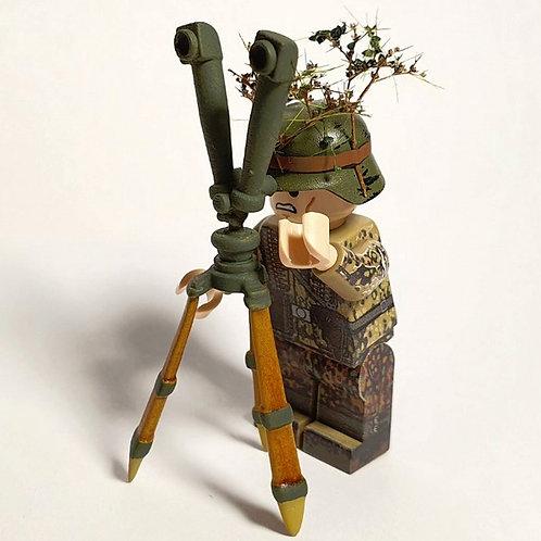 WW2 German 'Rabbit Ear' Binoculars (Scherenfernrohr)