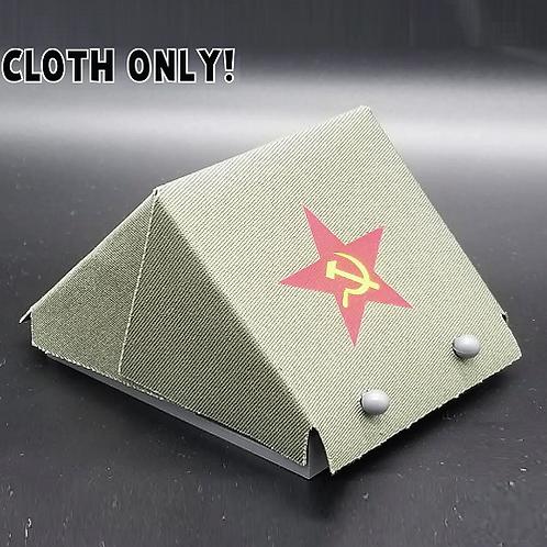 Green USSR Tent