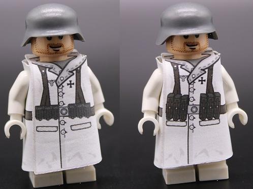 WW2 Printed German Winter Coat