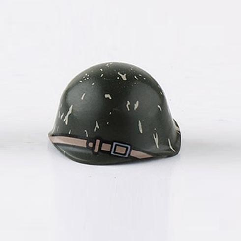 Chipped Soviet Helmet Ssh-40