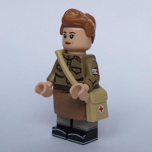 WW2 Soviet Combat Medic 'Olga'