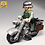 Thumbnail: WW2 German Single Motorcycle
