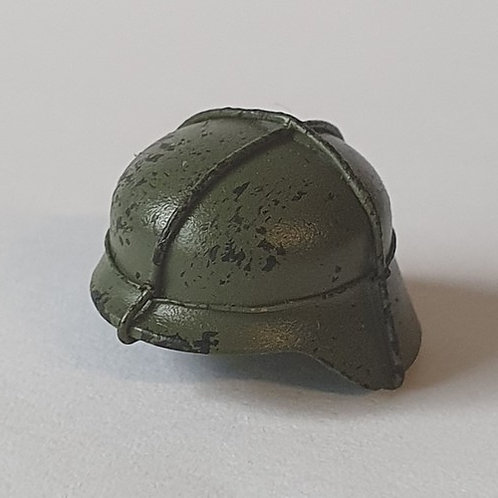 WW2 German Chipped Stahlhelm with Wire