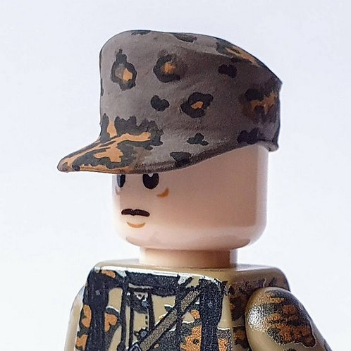 German M43 Field Cap Oak Autumn Leaf Camo