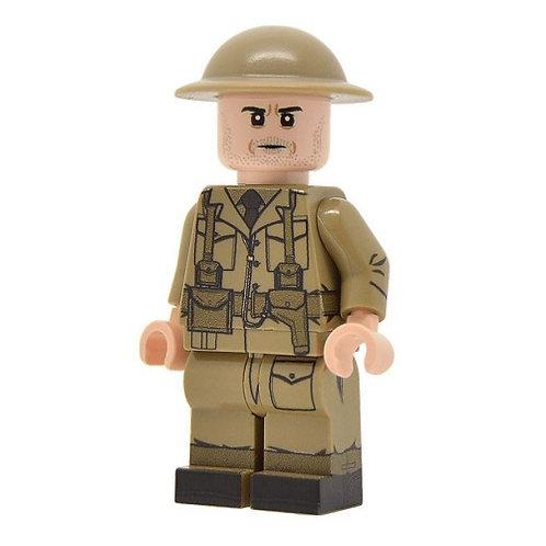 WW2 British Army Officer (Mid-late war)