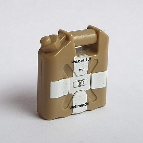 Printed Jerry Can Wehrmacht 20 L Wasser