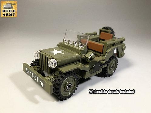 Willys MB WW2 U.S. Army Jeep