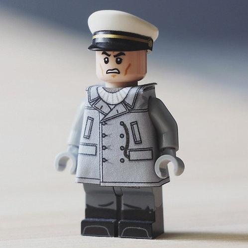 WW2 German Kriegsmarine U-Boat Deck Jacket