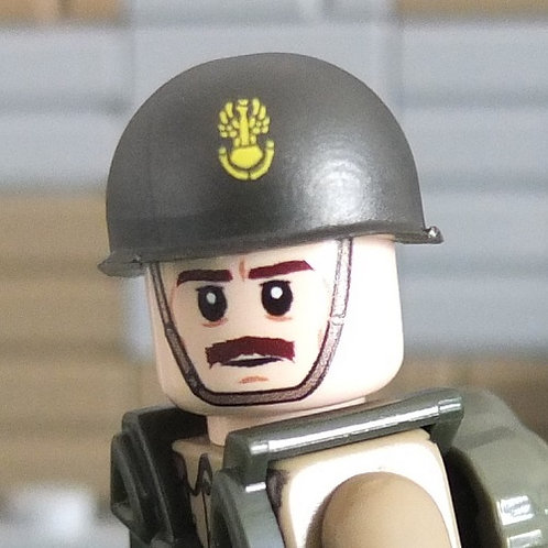 Helmet 1st Polish Independent Parachute Brigade
