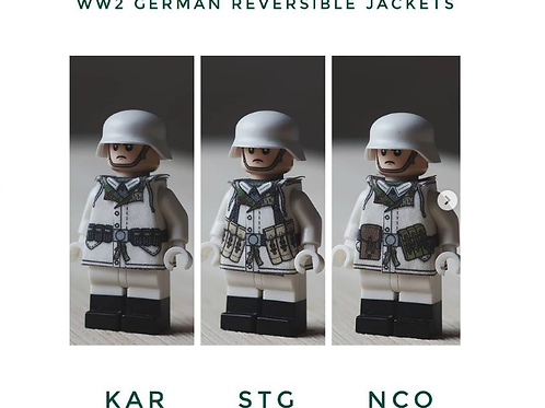WW2 German Reversible Jacket