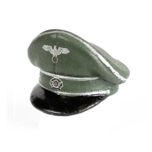 German Officer Visor Cap  (Offizier Schirmmütze)