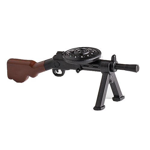 WW2 Soviet Light Machine Gun DP-27