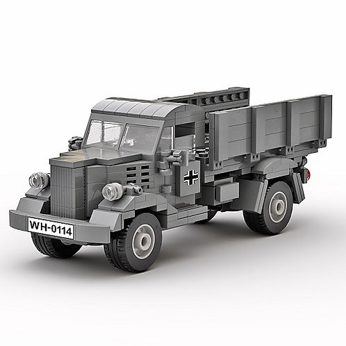 Opel Blitz German WW2 middle-weight truck