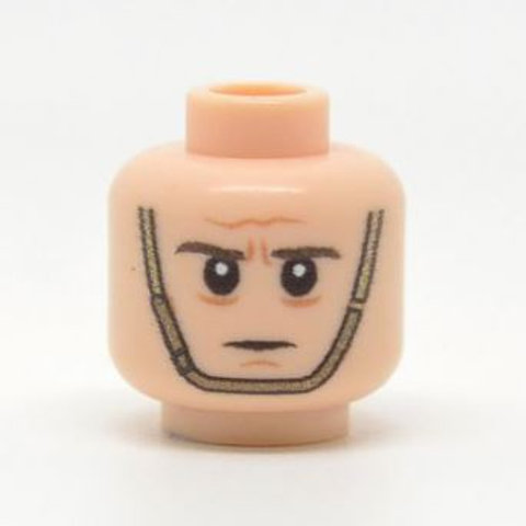 WW2 British Chinstrap Head by United Bricks