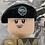 Thumbnail: British Tanker Beret, Royal Tank Regiment (RTR)
