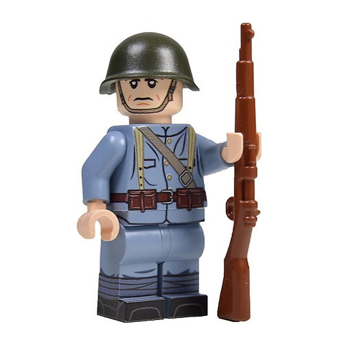 WW2 Dutch Soldier