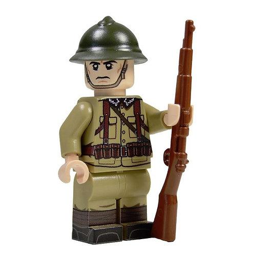 WW2 Polish Soldier