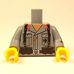 Brickssoldier WW2 German Luftwaffe Gefre