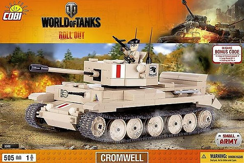 Cobi Cromwell World of Tanks