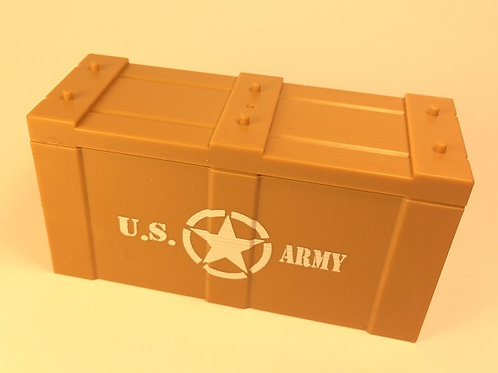 US Army Ammunition and Weapon Box / Waffenkiste LARGE