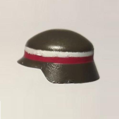 Warsaw Uprising Polish Resistance / Home Army Helmet