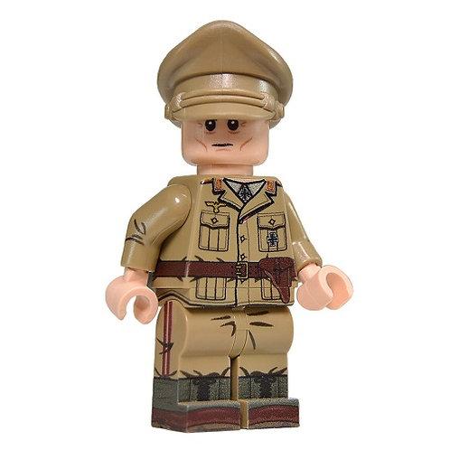 WW2 German DAK Officer