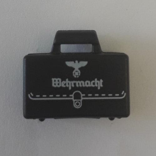 German WH Officer Briefcase