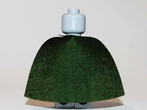 Standard Cape Dark Green