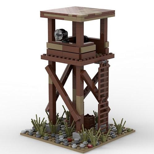 German Watchtower / Wachturm Small