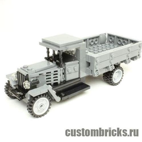 Soviet Truck ZIS-5 (ЗиС-5)