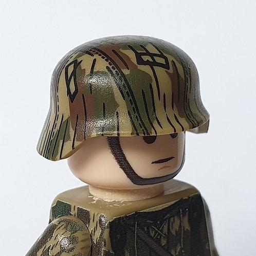 German Splinter Camouflage Stahlhelm