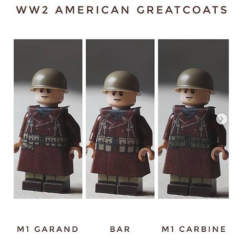 WW2 US Army Greatcoat