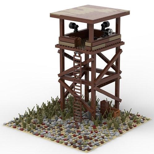 German Watchtower / Wachturm