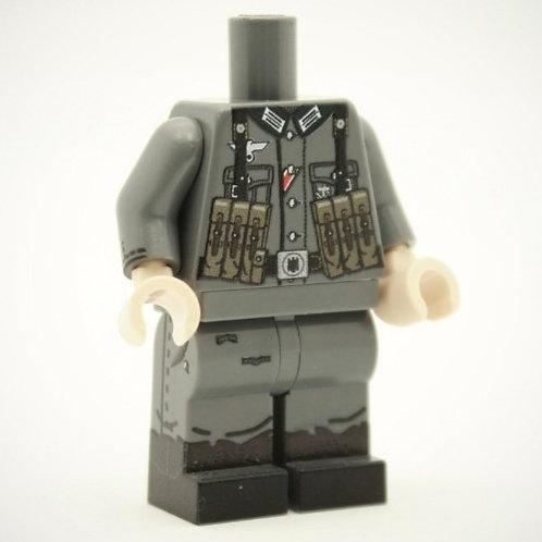 WWII German MP40 Body by BrickfactoryBerlin