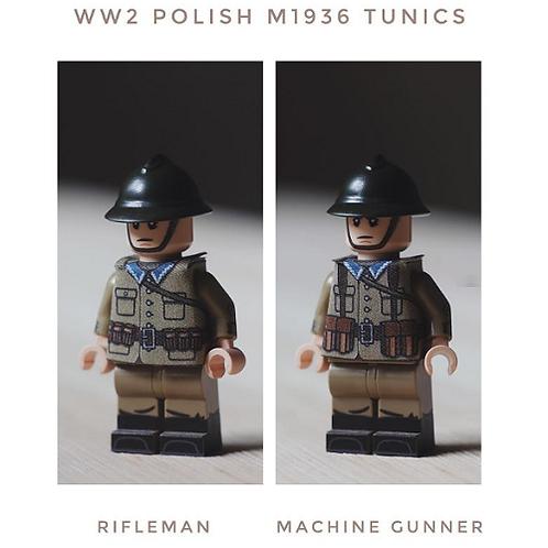 WW2 Polish M1936 Tunic