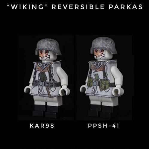 German 'Wiking' Reversible Parka