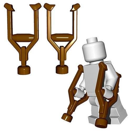 Crutches (Pair) / Krücken (1 Paar)