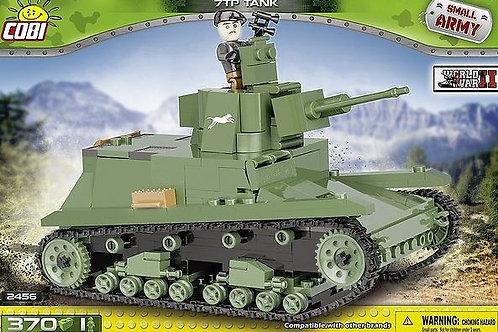 Cobi 7TP Polish light tank