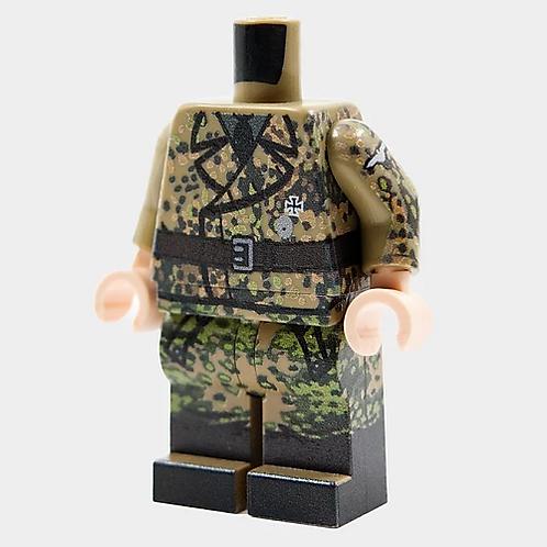 Waffen // Camo Panzer Commander Body