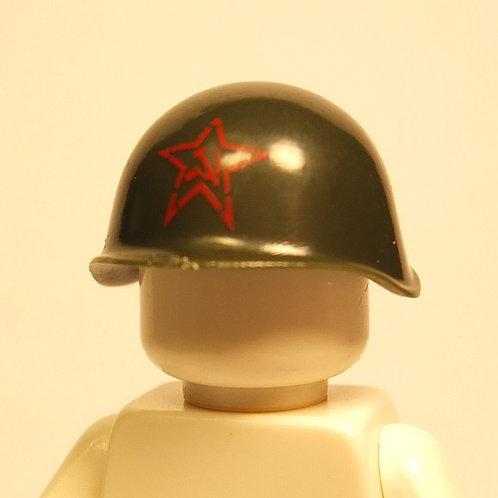 WW2 Soviet / Russian Army Helmet SSh-39